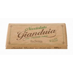 Block Nocciolato  Gianduia 480g